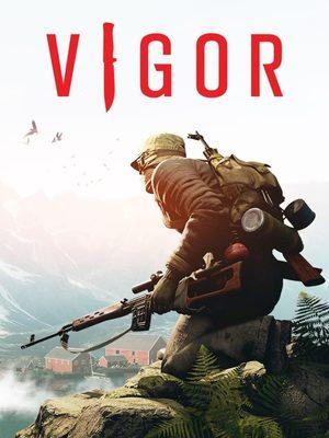 Cover for Vigor.