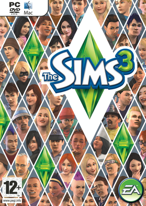 Cover for The Sims 3.