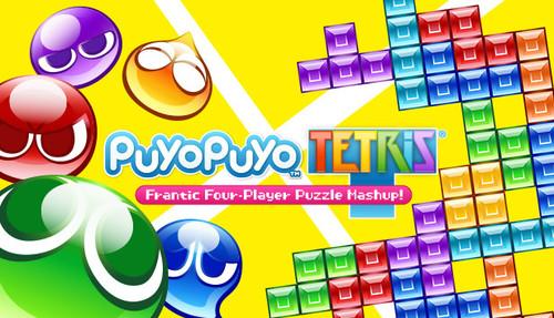 Cover for Puyo Puyo Tetris.