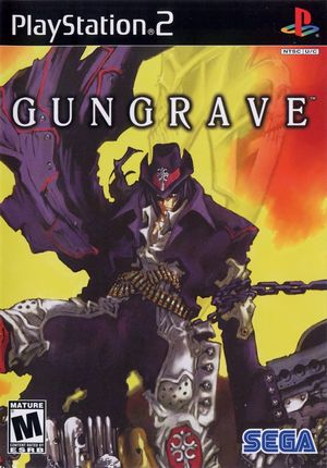 Cover for Gungrave.