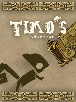 Cover for Timo's Adventures.