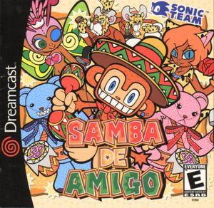 Cover for Samba de Amigo.