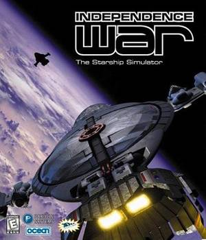 Cover for I-War.