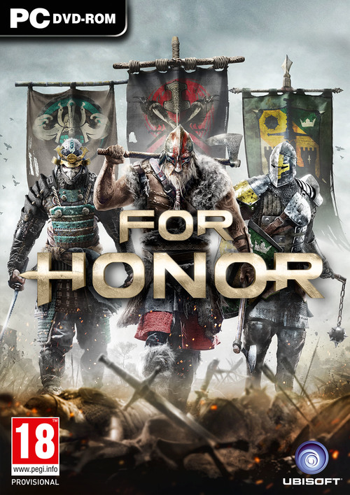 Cover for For Honor.