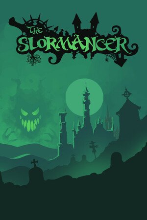 Cover for The Slormancer.