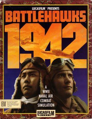 Cover for Battlehawks 1942.