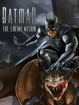 Cover for Batman: The Enemy Within.