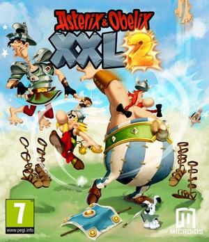 Cover for Asterix & Obelix XXL 2: Mission: Las Vegum.