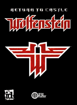 Cover for Return to Castle Wolfenstein.