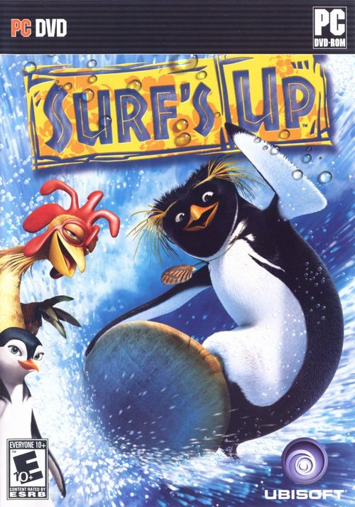 Cover for Surf's Up.