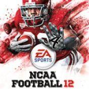 Cover for NCAA Football 12.