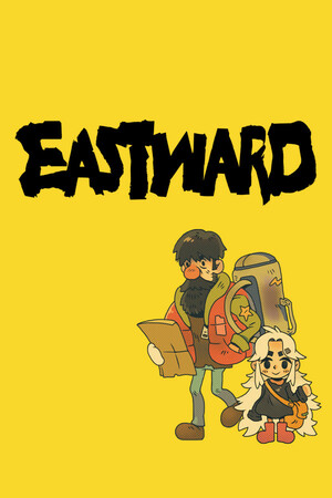 Cover for Eastward.