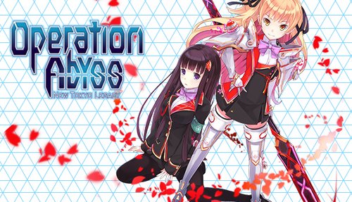Cover for Operation Abyss: New Tokyo Legacy.