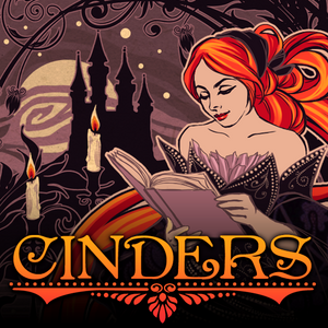 Cover for Cinders.