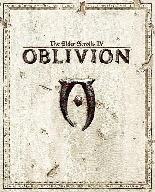 Cover for The Elder Scrolls IV: Oblivion.