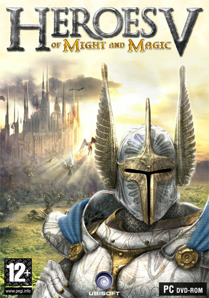 Cover for Heroes of Might and Magic V.