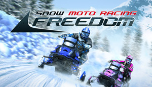 Cover for Snow Moto Racing Freedom.