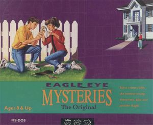 Cover for Eagle Eye Mysteries.