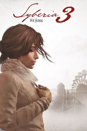 Cover for Syberia III.