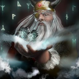 Cover for Rune Legend.