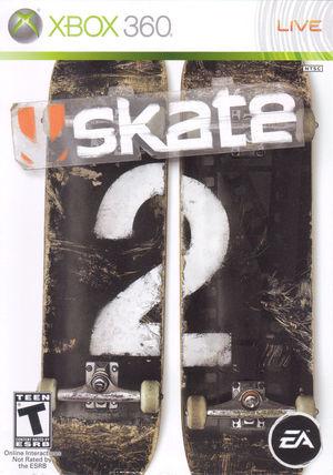 Cover for Skate 2.
