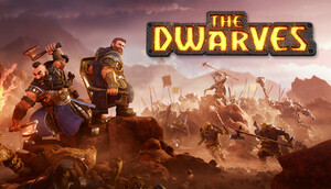Cover for The Dwarves.