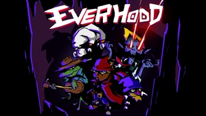 Cover for Everhood.