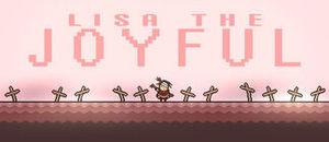 Cover for Lisa: The Joyful.