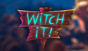 Cover for Witch It.