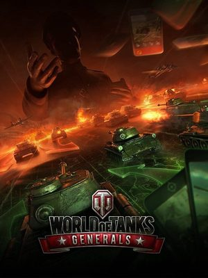 Cover for World of Tanks: Generals.