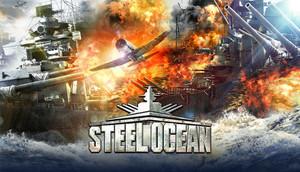 Cover for Steel Ocean.