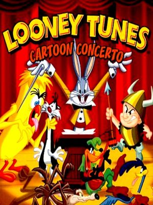 Cover for Looney Tunes: Cartoon Conductor.
