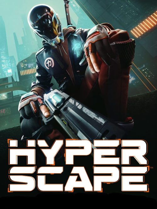 Cover for Hyper Scape.