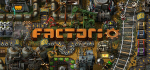 Cover for Factorio.