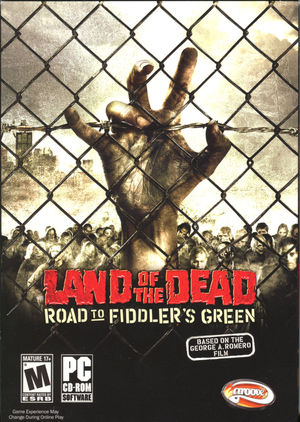 Cover for Land of the Dead: Road to Fiddler's Green.