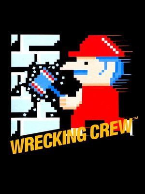 Cover for Wrecking Crew.
