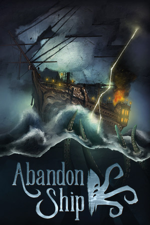 Cover for Abandon Ship.