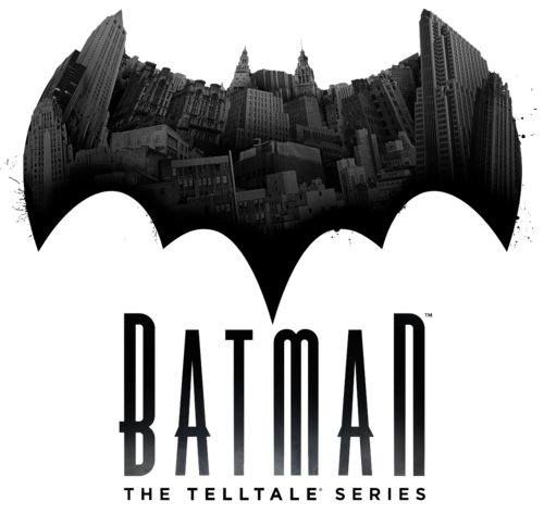 Cover for Batman: The Telltale Series.