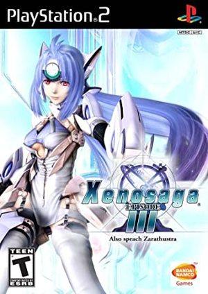 Cover for Xenosaga Episode III: Also sprach Zarathustra.