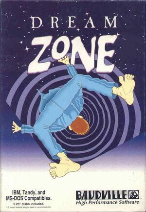 Cover for Dream Zone.