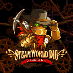 Cover for SteamWorld Dig.