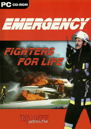 Cover for Emergency: Fighters for Life.