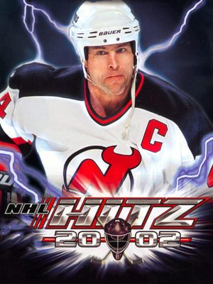 Cover for NHL Hitz 2002.
