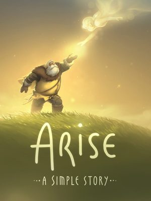 Cover for Arise: A Simple Story.
