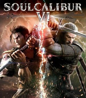 Cover for Soulcalibur VI.