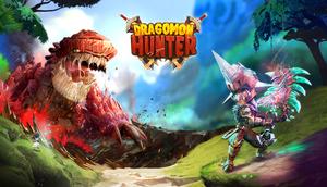 Cover for Dragomon Hunter.