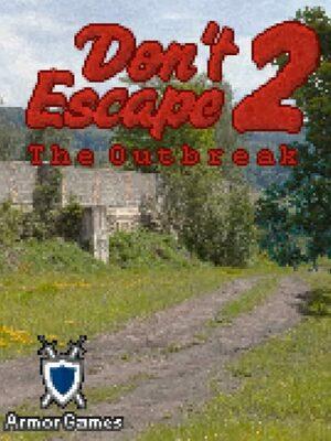 Cover for Don't Escape 2.