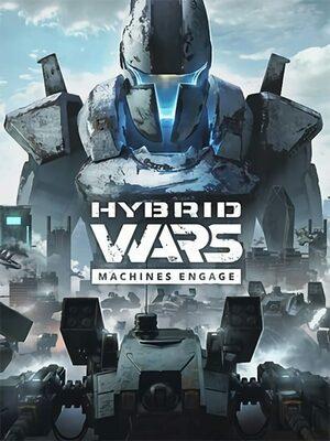 Cover for Hybrid Wars.