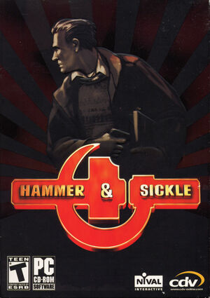 Cover for Hammer & Sickle.