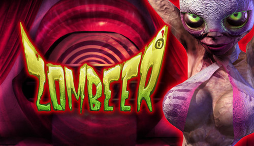 Cover for Zombeer.